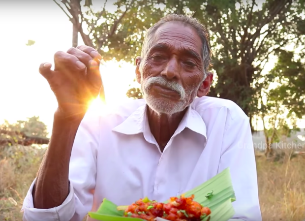 Grandpa Kitchena Youtuber Who Cooked Huge Meals For Orphans Passes Away At 73 Trp
