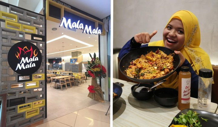 Try Halal Spicy Mala In A Dry Hotpot Trp