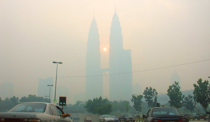 Haze M Sia Declared 1 Most Air Polluted Country In The World Trp