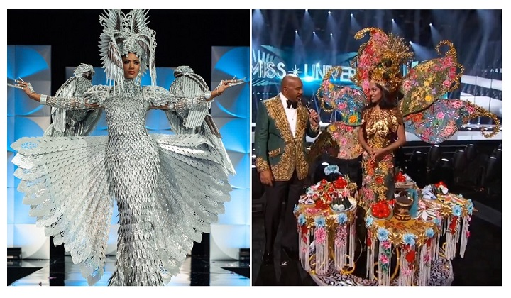 Did Malaysia Win Best National Costume At Miss Universe 2019