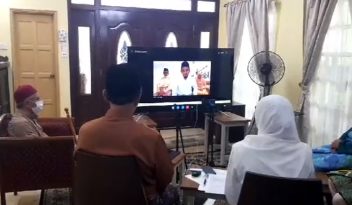 JAWI Executes First Online Nikah Ceremony | TRP