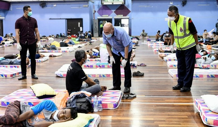The Homeless Get A Place To Sleep Thanks To DBKL | TRP