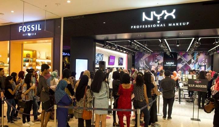 Nyx Cosmetics Closing Down All