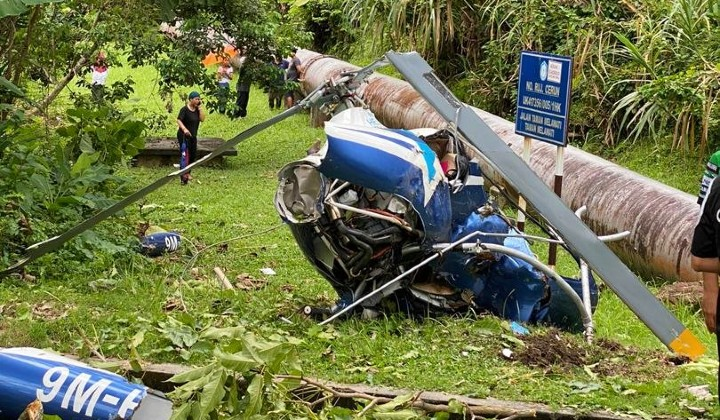 Helicopter Crash In Melawati Everything We Know So Far Trp