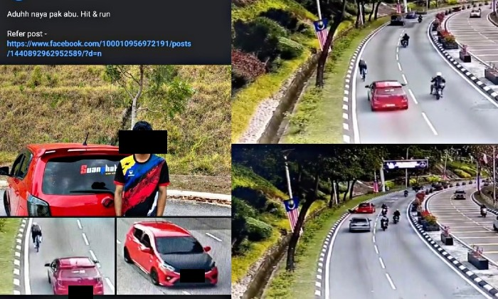 When your online citizens dig around online and find information faster than PDRM...